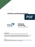 Hs Portfolio Risk Management