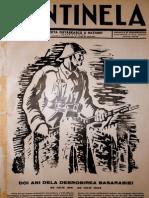 Ziarul Sentinela, Nr.31, 1 August 1943
