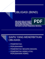 OBLIGASI (B0ND)