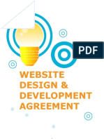Website Design Agreement
