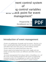 Ppt of Event