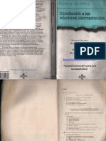 Celestino Del Arenal - Relaciones Internacionales