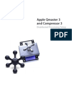 Qmaster3 Compressor 3 Distributed Processing Setup