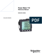 Pl Meter710 User Manual