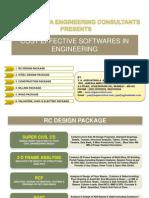 Civil Engineering Softwares List Super Civil CD