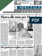 Treviso - candidati elezioni 2012