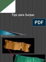 Tips Para Surpac