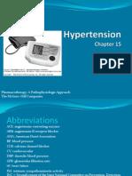 Acp Dipiro Eg Hypertension Final