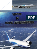Airlines Projct