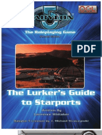 Babylon 5 RPG (2nd Ed)-The Lurker's Guide to Starports