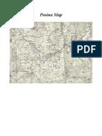 Posina Map