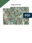 Mappa di Posina