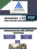 Organizacion Del Estado Colonial Colombia