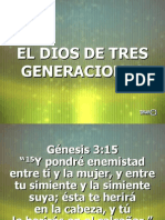05-El Dios de Tres Generaciones