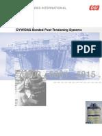 Dywidag DSI Bonded PT System