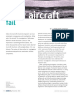 Aircraft Fatigue