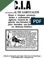 CIA-manual de Sabotagem