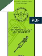 BRY's Pharmacology 3rd Semester