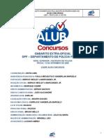 Gabarito Comentado DPF ESCRIVAO 130909
