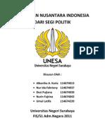 Wawasan Nusantara dari Segi Politik