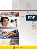 Guia de Tramites Administrativos MIR 2011
