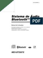 Sony Pt Auto Radio Mexbt2507x
