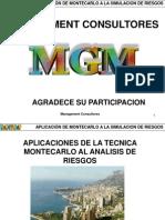 MGM - 01 - A -Introduccion a Simulacion Monte Carlo