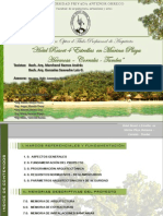 """FAUA UPAO Expo Tesis Proyecto """"Hotel Resort 4 Est. en Playa Hermosa - Tumbes"""