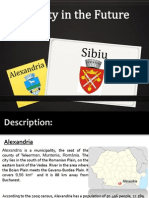 Alexandria Sibiu