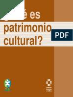 Patrimonio Cultural OEI