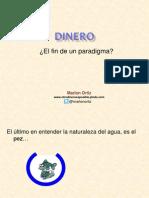 Zday 2012 Quito | Dinero ¿El fin de un paradigma? - Marlon Ortiz