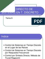 Control Directo de Std