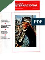 Revista Internacional - Nuestra Epoca N°2 - Edición Chilena - Febrero 1990