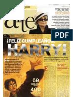 ¡Feliz Cumpleaños, Harry Potter!