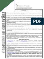 Consul Plan 2006 Ceagesp Engenheiro Civil Junior Prova