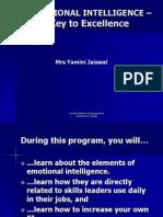 Emotional Intelligence-ppt Yamini[1]