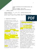 2006_Cronología _Paramilitarismo como política de Estado