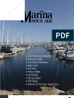 Marina Dock Age 8 Issues Per Year