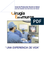 Libro de Cirugía Extramuros