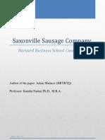 Saxonville Sausage Paper_final Version