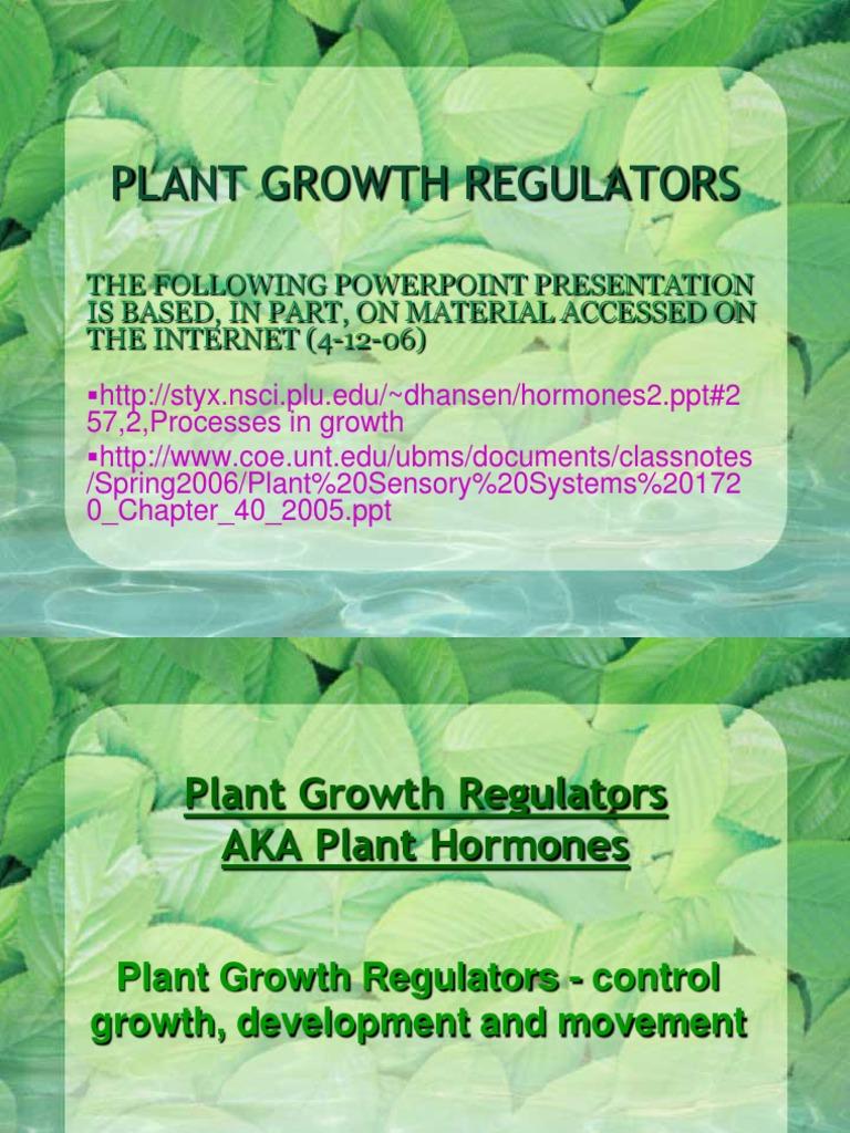 Ppt plant hormones & tropisms powerpoint presentation id:2978995.
