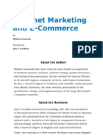 Internet Marketing and E-Commerce  By William Scannella Reviewed By Lisa T. Cordeiro