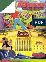 Album Ogú y Mampato en Rapanui. (2002)
