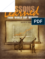 Lessons Learned From World Cup Trading Champions