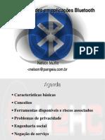 Nelson Murilo Vulnerabilidades Bluetooth