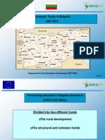 Copy of European Funds in Bulgaria Final