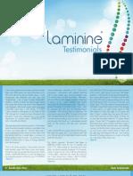 Laminine Testimonials