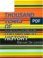Manuel Del and A - A Thousand Years of Nonlinear History