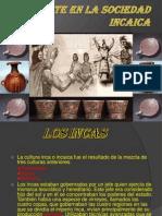 El Arte en La Sociedad Incaica