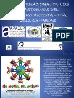 Jornada Educación Inclusiva Día Mundial Autismo TEA Asperger ULPGC